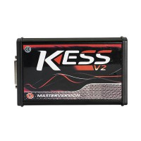 [EU/UK Ship No Tax] Best Quality V5.017 KESS V2.70 Kess V2 ECU Programmer Online Version No Token Limitation