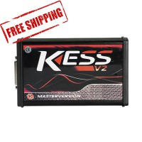 Newest V5.017 Kess V2.47 ECU Programmer Online Version Support 140 Protocol No Token Limitation