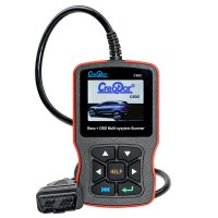V10.1 Creator C502 BENZ & OBDII/EOBD Multi-system Scanner Support all the BNEZ models