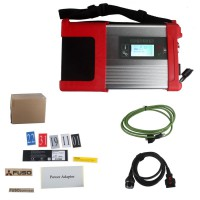 V2018.09 Mitsubishi Fuso SD Connect Compact C5 Diagnostic Kit Support WIFI with Software HDD