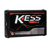 [EU Ship No Tax] Newest V5.017 KESS V2.70 Kess V2 ECU Programmer Online Version Support 140 Protocol No Token Limitation