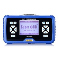 Original V5.0 SuperOBD SKP-900 SKP900 Hand-held OBD2 Car Key Programmer Unlimited tokens
