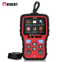 Vident iEasy310 OBD2 CAN OBDII/ EOBD Code Reader with Battery Test Function Automotive Scanner