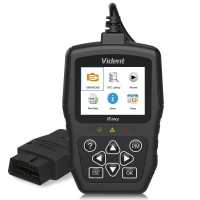 VIDENT iEasy300 Pro Multi-language Fault CAN OBDII/EOBD Code Reader Diagnostic Scan Tool Read & Clear Trouble Codes as FOXWELL NT301