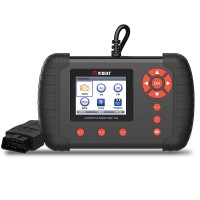 Vident iLink400 Scan Tool - Full System + Functions + Coding (Single Make) Support ABS/SRS/EPB/DPF Regeneration/Oil Reset