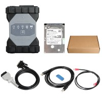 V2020.06 Benz VCI C6 OEM Xentry Mercedes Diagnostic Tool with Encrypted Dongle and Keygen