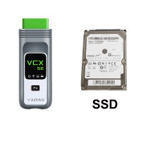 VXDIAG VCX SE Diagnostic Tool for All BMW E, F, G Series Support Programming and Coding with BMW Software SSD