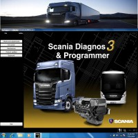 Scania SDP3 V2.44.1 Diagnosis & Programmer + Activation without Dongle no need Shipping