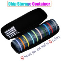 2M2 Transpoder Box Chip Storage Container 10pcs/lot