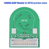 YANHUA MINI ACDP MPS6 gearbox clone Module 14 For Volvo, Land Rover, Ford, Chrysler, Dodge