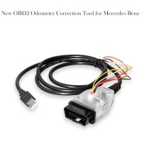2020 Mer-cedes_OBD2 Assistant Odometer Mileage Correction Tool For 2015-2017 Benz No Need CAN Filte