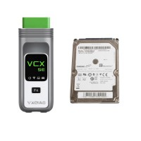 V2021.3 VXDIAG VCX SE For Benz Support Offline Coding / Remote Diagnosis VCX SE DoiP with Free DoNet Authorization & 500GB HDD