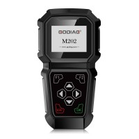 GoDiag M202 GM/ CHEVROLET/ BUICK Hand-held OBDII Odometer Adjustment Professional Tool