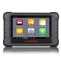 [EU/UK Ship, No Tax] AUTEL MaxiDAS DS808 KIT Tablet Diagnostic Tool Full Set Support Injector Coding Update for Free