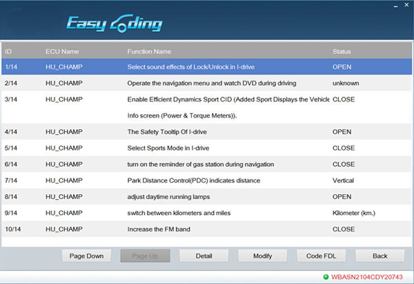 New Arrival Easycoding for BMW and Rolls-Royce Diagnose