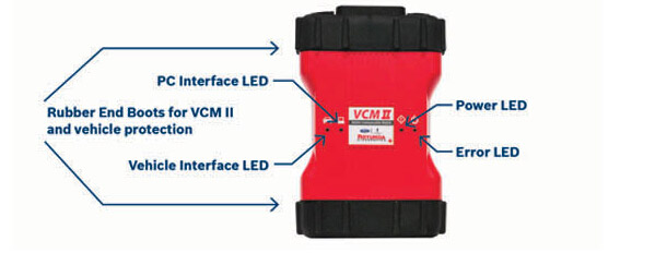 vcm2 ids for ford diagnostic tool