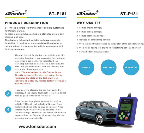 lonsdor-sp-p181-code-reader-porsche-display-2