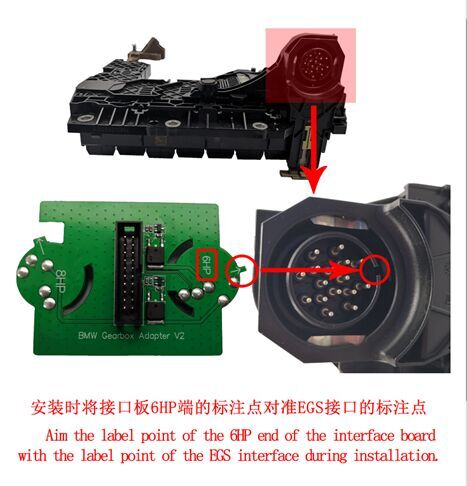 How does Yanhua ACDP refresh 6HP data (Support F chassis)