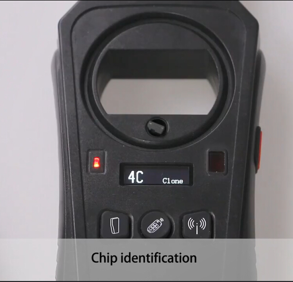 KEYDIY KD-X2 to Identify Chip Type
