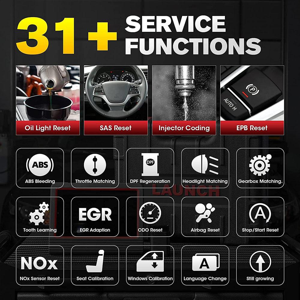 31+ Maintenance Services
