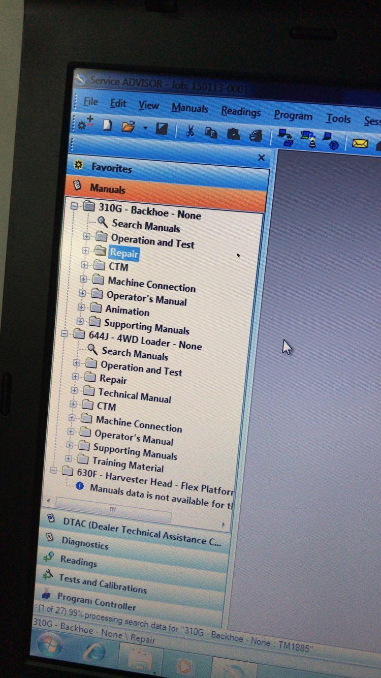 John Deere Service Advisor EDL V2 Diagnostic Kit User Manual