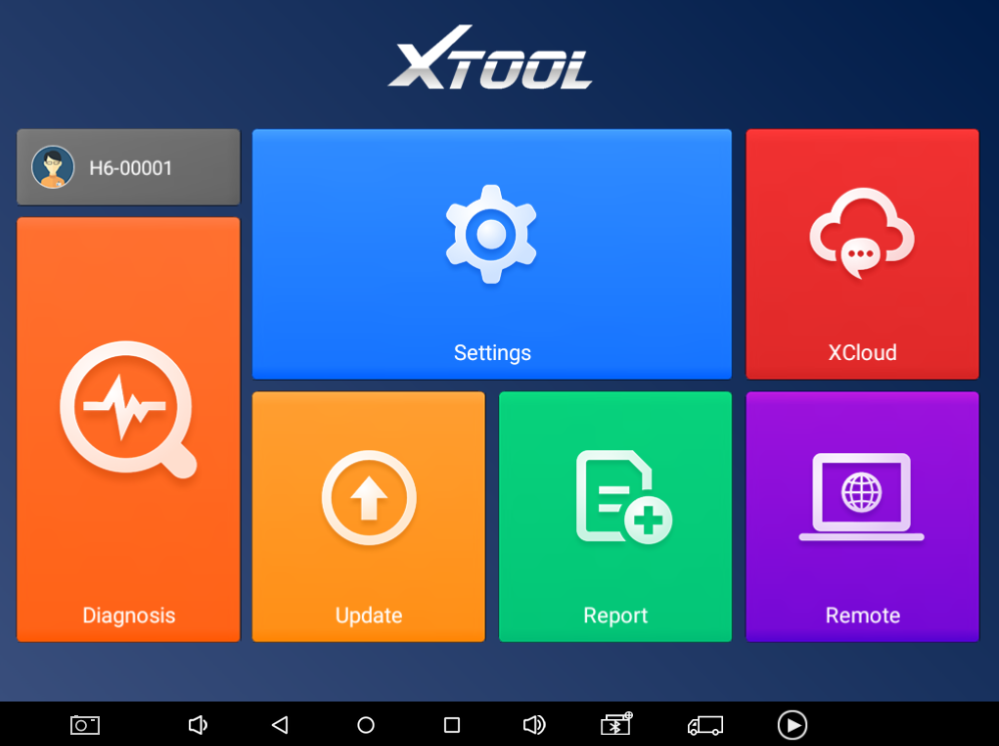 Xtool A80 H6 Activation and Software Update 7