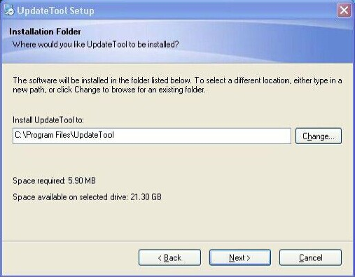 OBDSTAR tool software installation and update b1