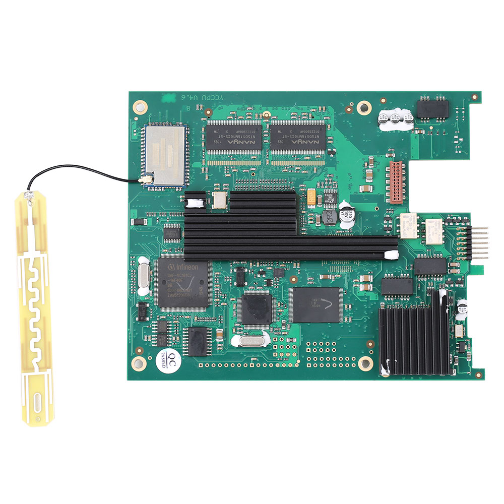 DoIP MB STAR MB SD C4 Plus with new PCB variant
